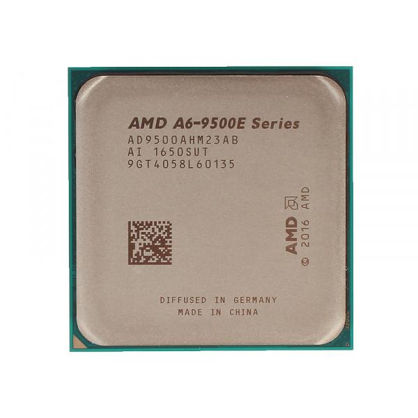 AMD A6 9500  (3,5 - 3,8 GHz, AM4, 8Mb Cache) 2 ядра, 4 потока, OEM