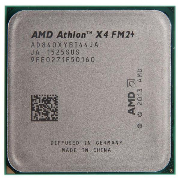 AMD Athlon II X4 840 4 ядра, 4 потока, OEM