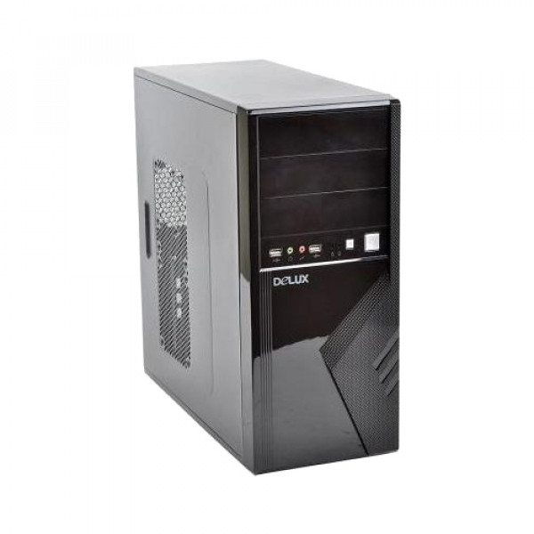 Игровой системный блок (Ryzen 5 1400/8GB/240Gb SSD/Gigabyte B350/БП 500w/GeForce GTX 1050Ti  4GB)