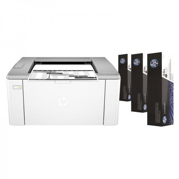 Лазерный принтер HP LaserJet Ultra M106w