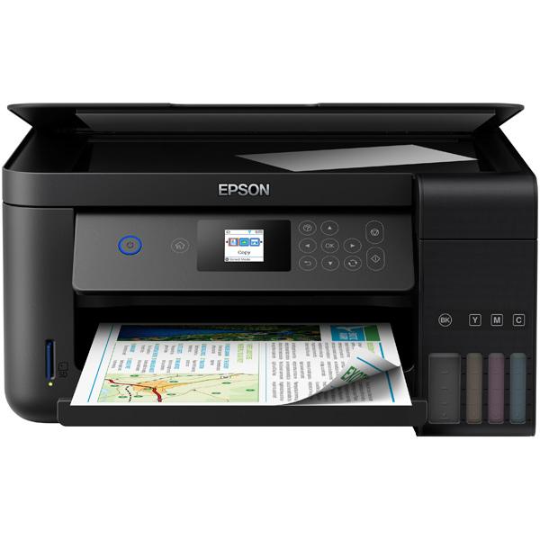 Струйное цветное МФУ Epson L4160