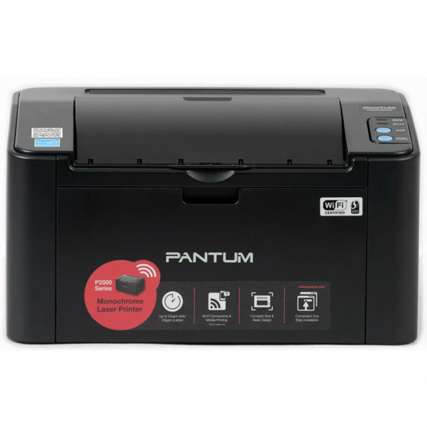 Лазерный принтер Pantum P2500W