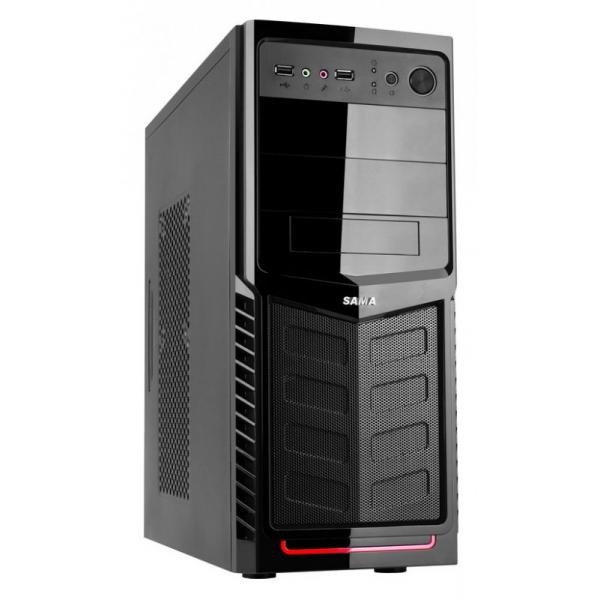 Системный блок TechnoWork (Intel Original Celeron G3930 /4Gb/120Gb SSD/БП 350W)