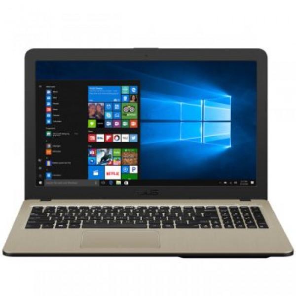 "Ноутбук Asus VivoBook R540BP-GQ133T (AMD A6-9225/15.6""/1366x768/4Gb/500Gb/Radeon R5 M420 2Gb/Windows10)"