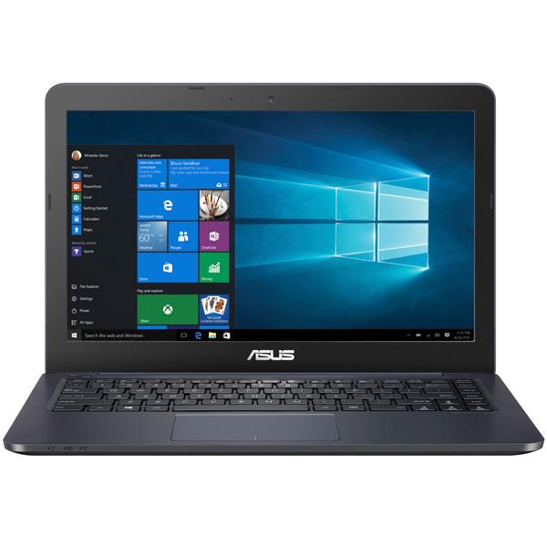"Ноутбук Asus E402WA-GA002T (E2-6110 1.5ГГц/14""/1366x768/4Gb/32Gb SSD/Radeon R2/DVD нет/Wi-Fi/Bluetooth/Cam/Windows10)"