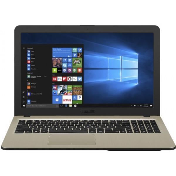 "Ноутбук Asus VivoBook X540BP-DM120T (AMD A6-9225/15.6""/1920x1080/4Gb/256Gb SSD/Radeon R5 M420 2Gb/Endless)"